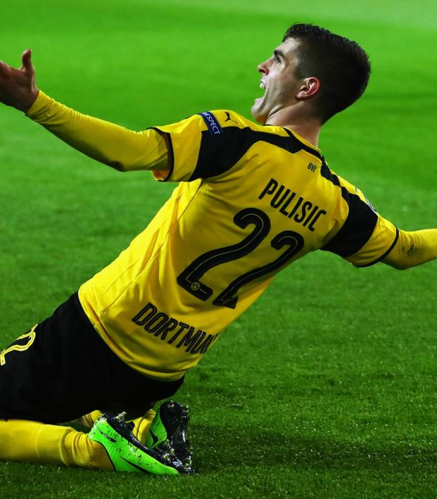 Christian Pulisic nutmeg