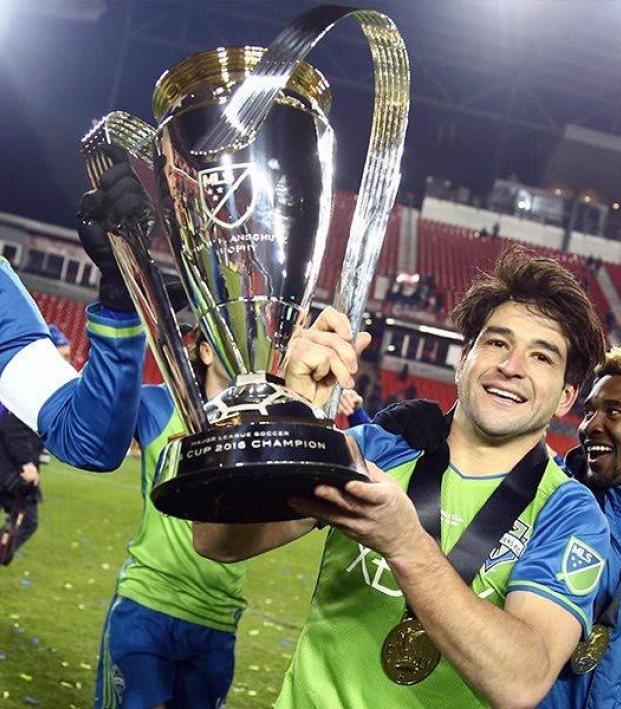 Seattle Sounders win the MLS Cup