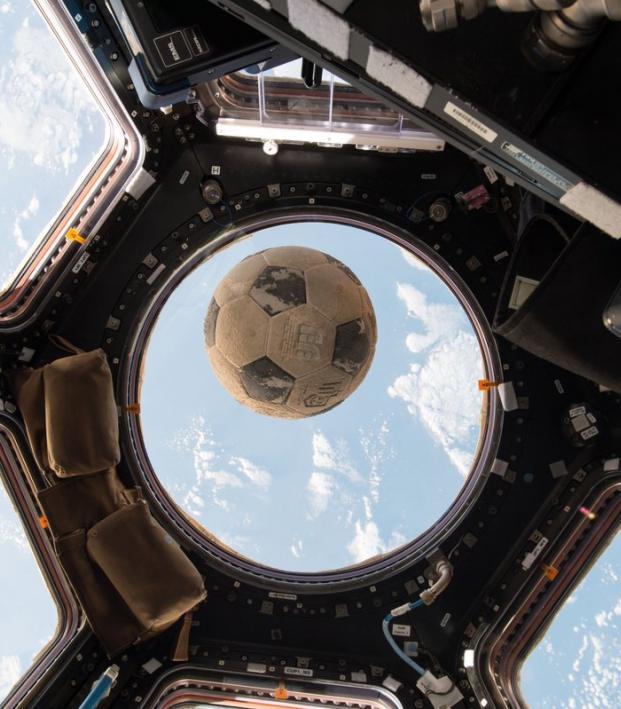 space shuttle challenger soccer ball - photo #1