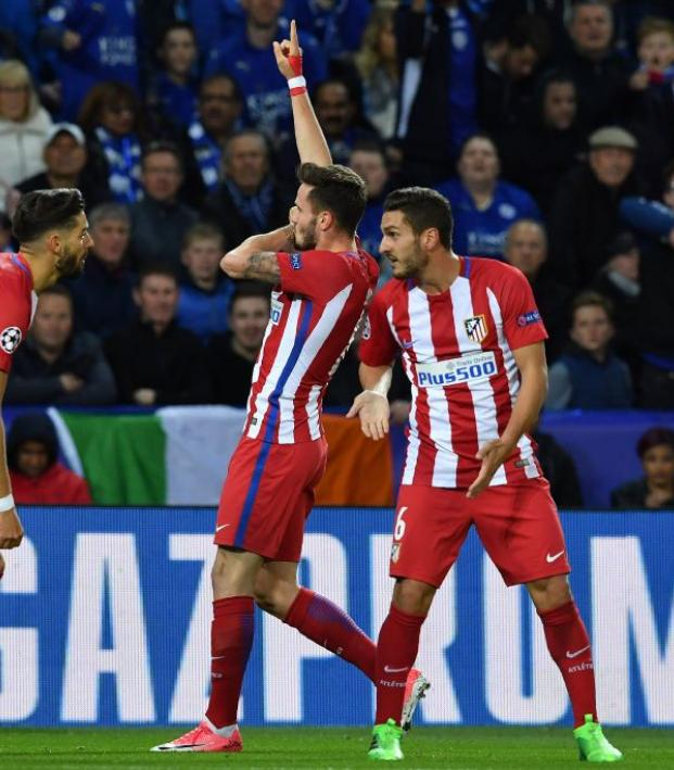 Atletico Madrid Advance To Semi Finals Of Champions League
