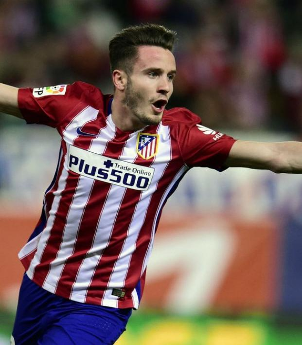Saul Niguez Header VS Leicester City