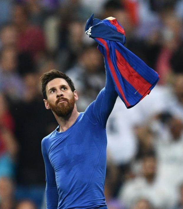 Lionel Messi's contract with Barcelona is close to signed according to club VP Jordi Mestre