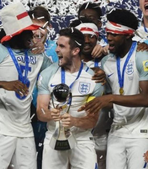 England U-20s