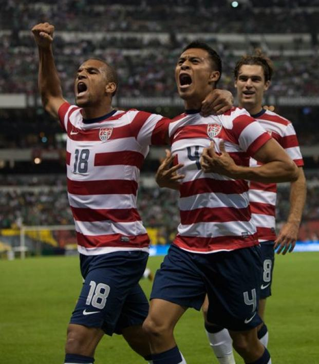 United States Gold Cup kit