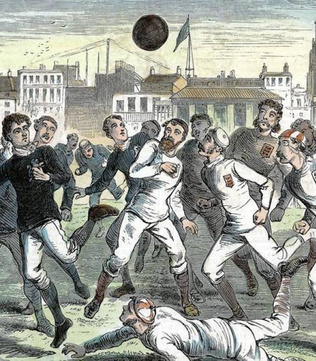 1863 Original Rules of Football
