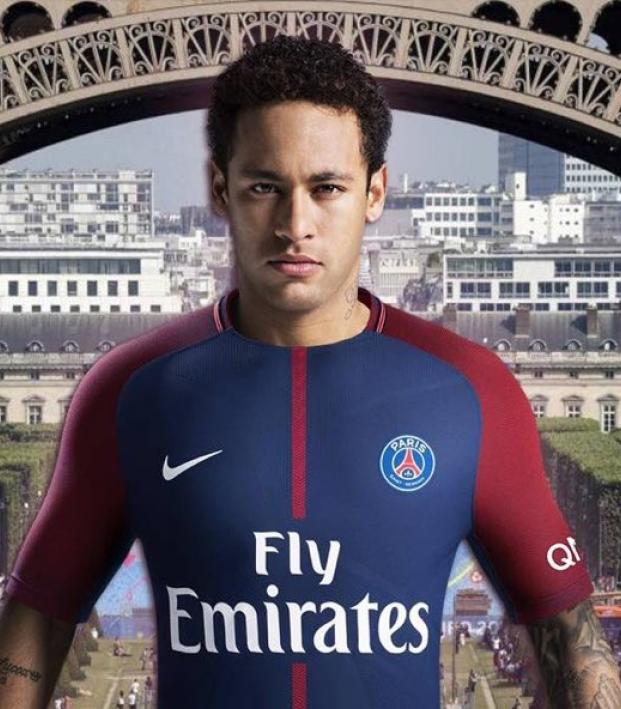 3b64b69791c Jersey Sales Won t Help Pay For Neymar s  263M Transfer Fee