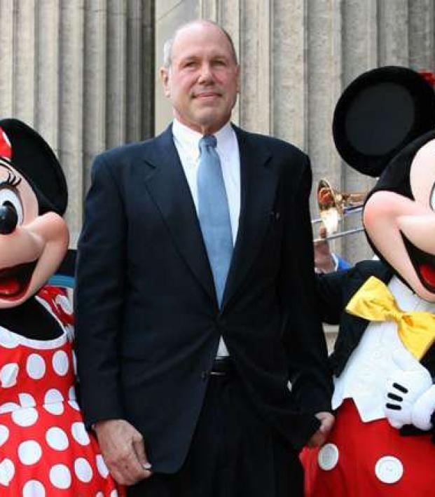 Former Disney CEO Michael Eisner