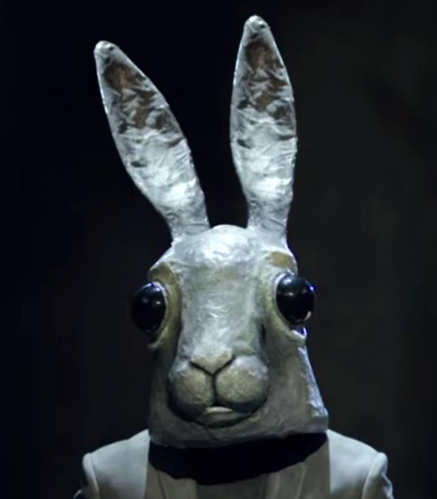 Manchester United adidas ad features a weird rabbit
