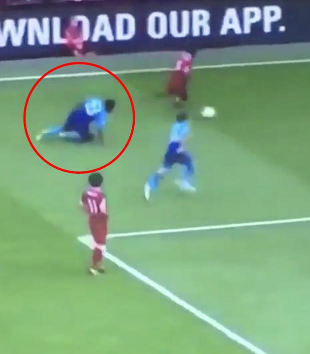 Gini Wijnaldum Breaking Ankles vs Arsenal