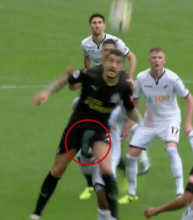Renato Sanches Swansea debut