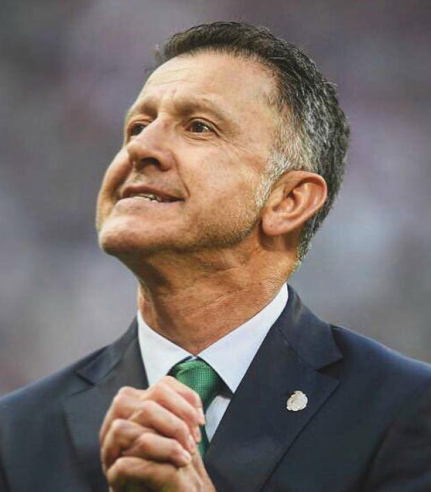 Osorio Defines Mexico Starting Lineup