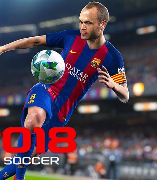 PES 18 Demo Was Thrilling For 15 Minutes