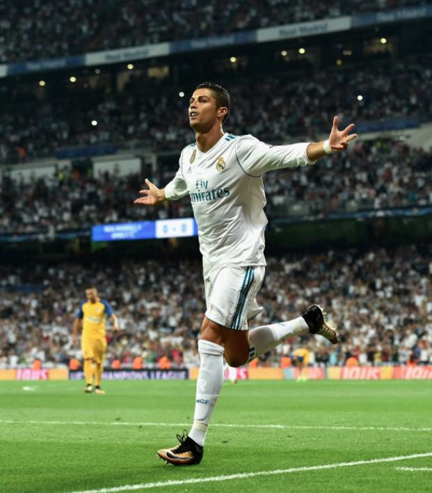 Cristiano Ronaldo vs APOEL