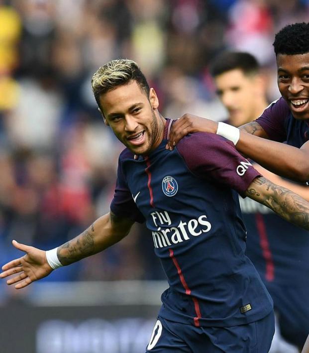 Neymar Free Kick for PSG vs Bordeaux