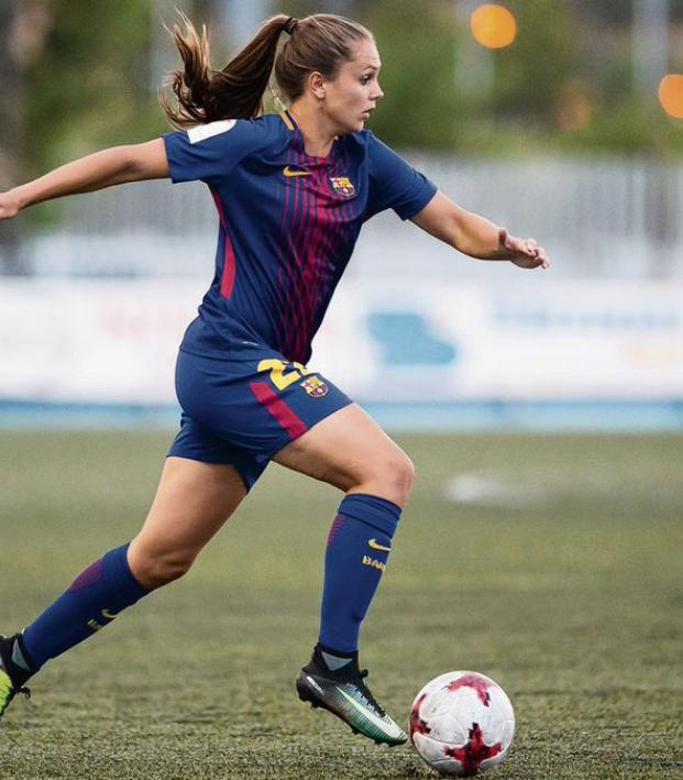 Fc barcelona femeni dominating the competition - Forlady barcelona ...