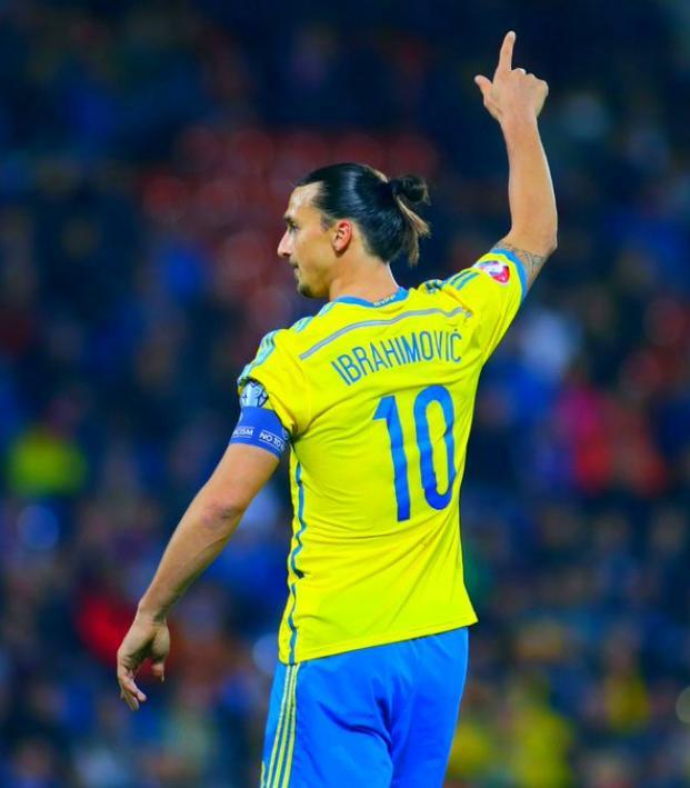 Zlatan Ibrahimovic birthday
