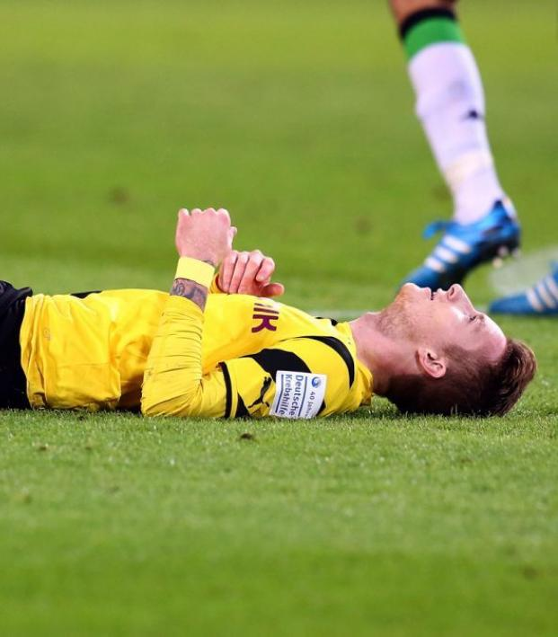 Marco Reus injury