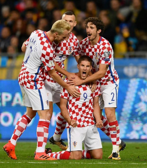 Croatia World Cup qualifying