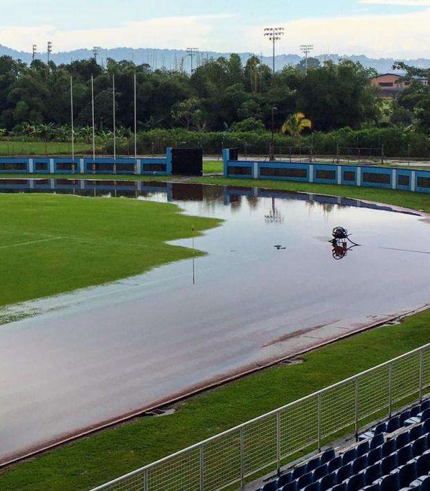 USMNT-Trinidad and Tobago field