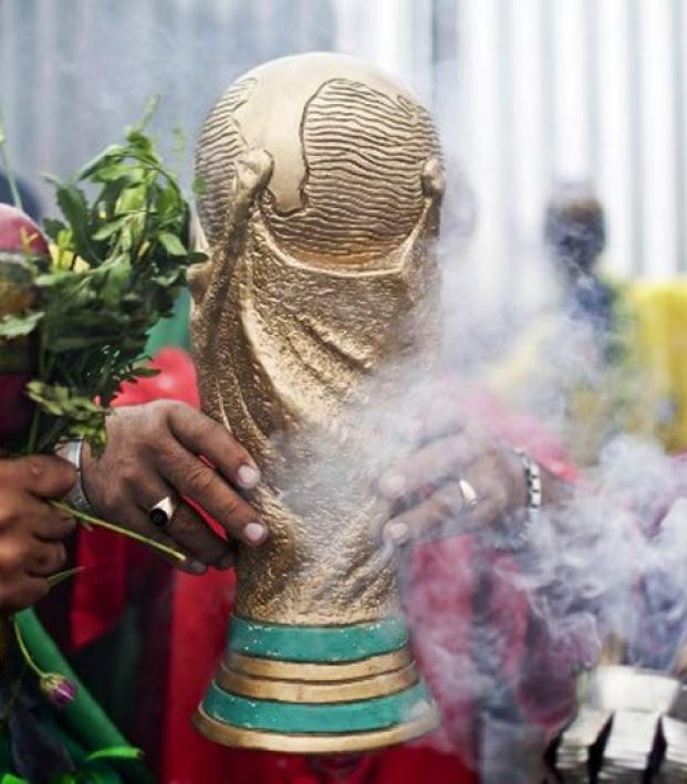 Peru vs Colombia: Shamanism