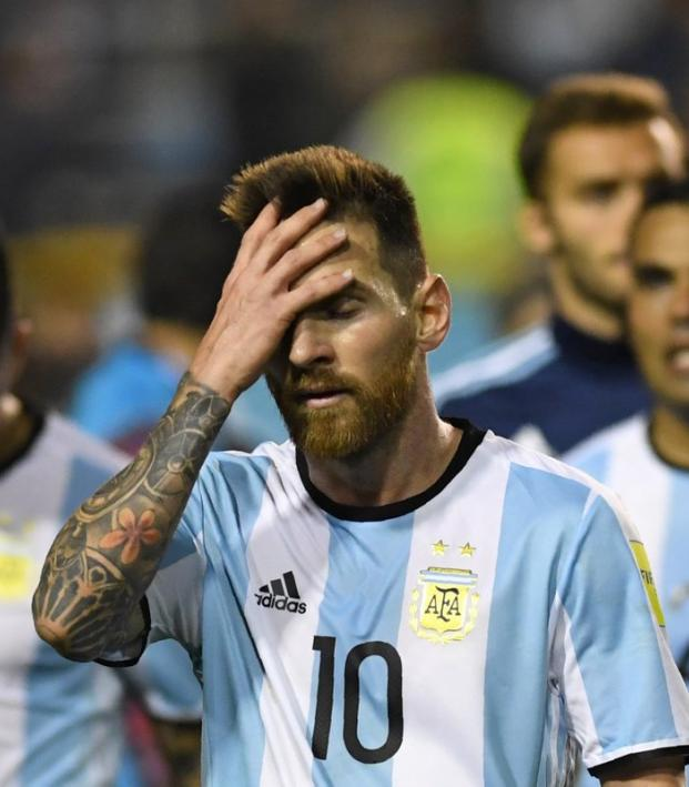 Lionel Messi World Cup