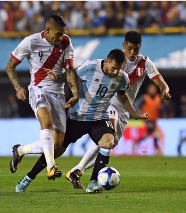 Peru Suspend Domestic League Play