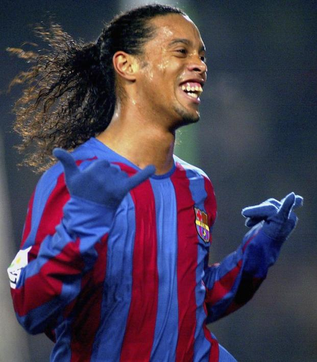 Ronaldinho Bilbao highlights