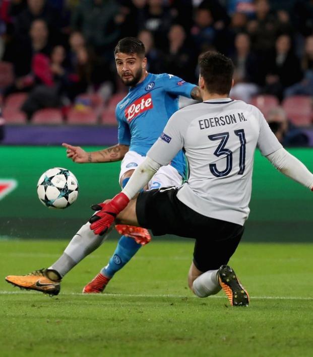Napoli Champions League elimination