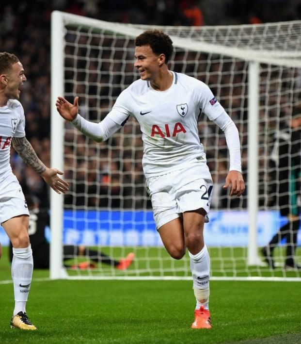 Dele Alli Goal Against Real Madrid Hilarious Commentary