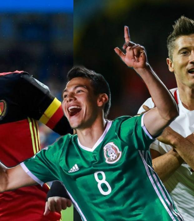 Mexico World Cup friendlies