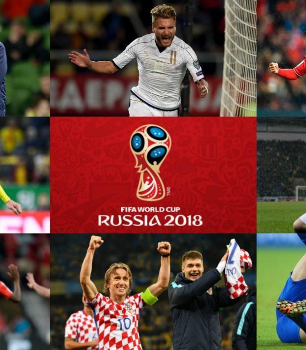 UEFA World Cup qualifying playoffs