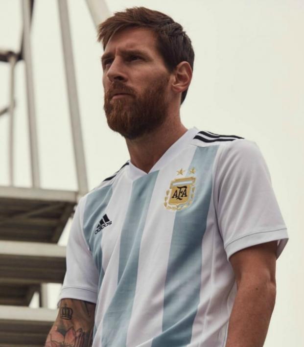 Adidas 2018 World Cup jerseys