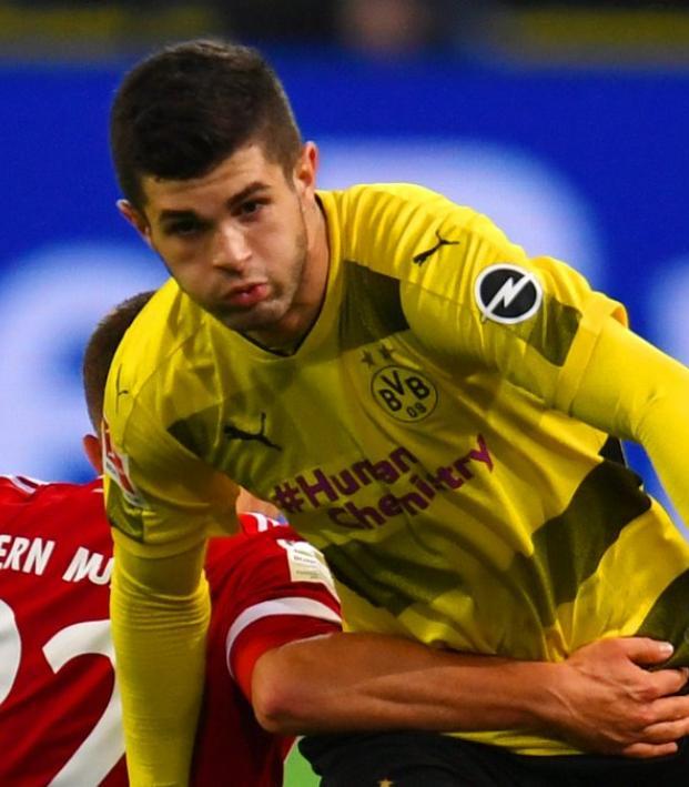 Christian Pulisic Bayern Munich transfer