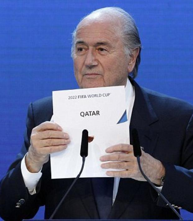 FIFA World Cup voting process