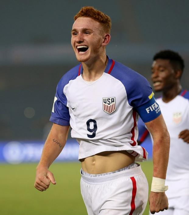 Josh Sargent USMNT call up