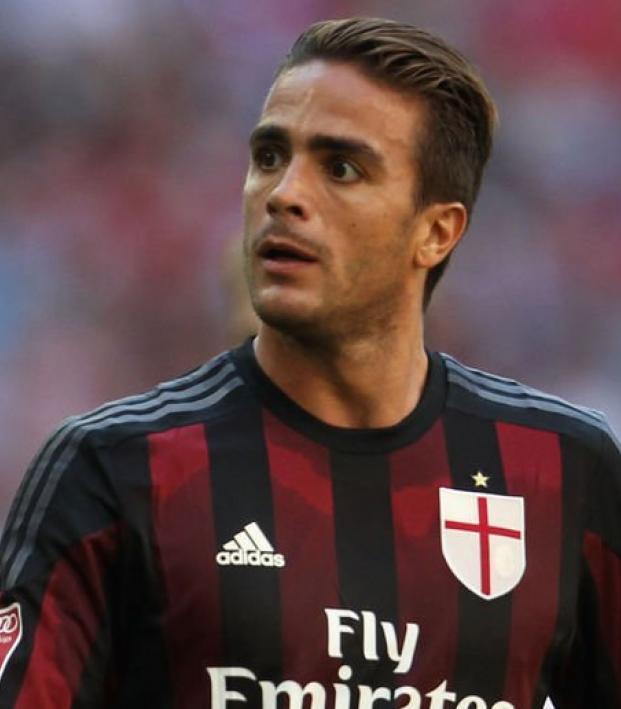 Alessandro Matri substitute appearance