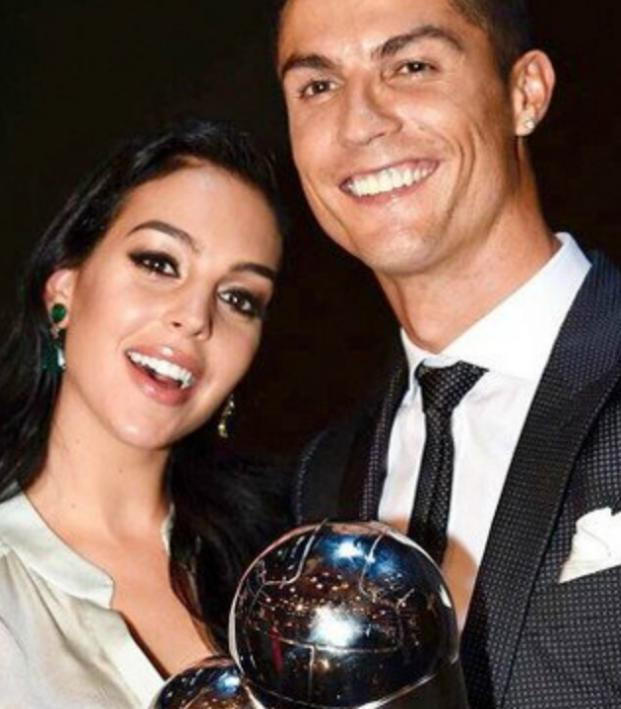 Cristiano Ronaldo girlfriend Georgina Rodriguez