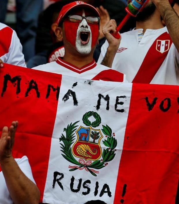 Peru vs New Zealand World Cup playoff