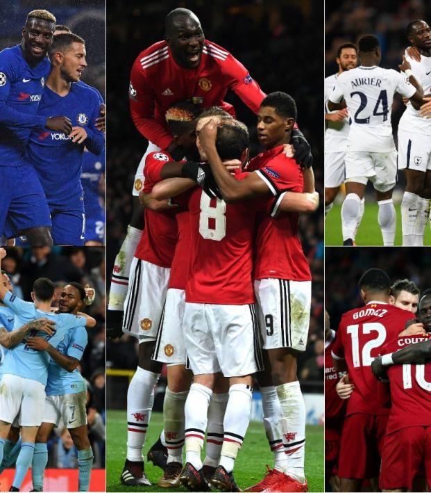 Premier League Champions League