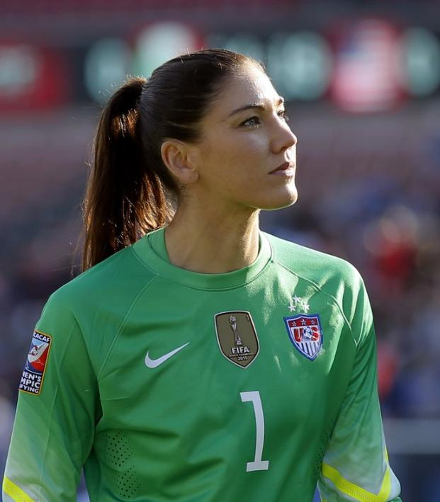 Hope Solo U.S. Soccer president