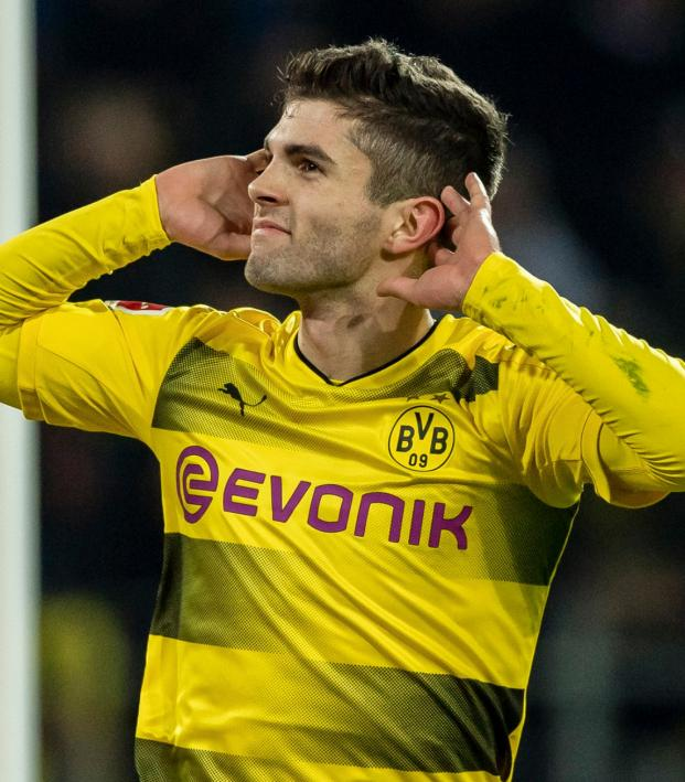 Christian Pulisic Goal And Magical First Touch