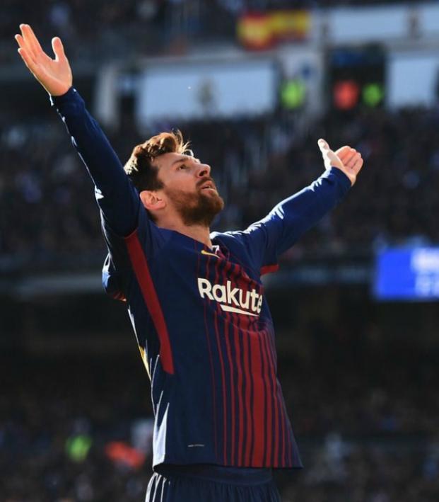 Lionel Messi El Clasico Performance