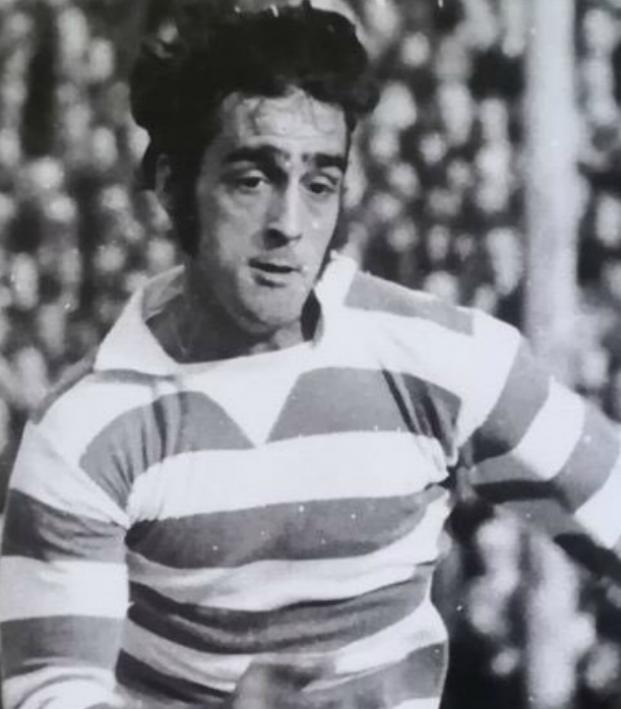 Paul Wilson Celtic and Scotland