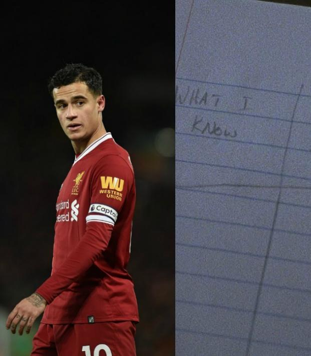 Philippe Coutinho Transfer News To Barcelona