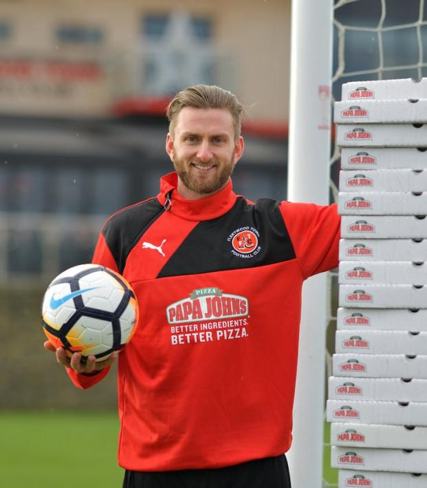 Fleetwood Town Pizza