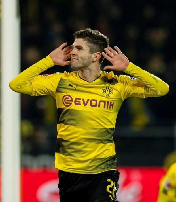 Christian Pulisic to Liverpool