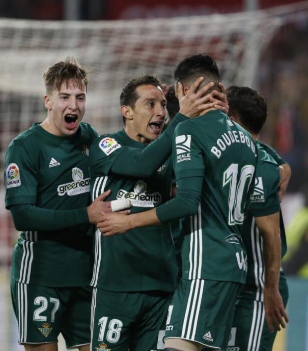 Andres Guardado Real Betis