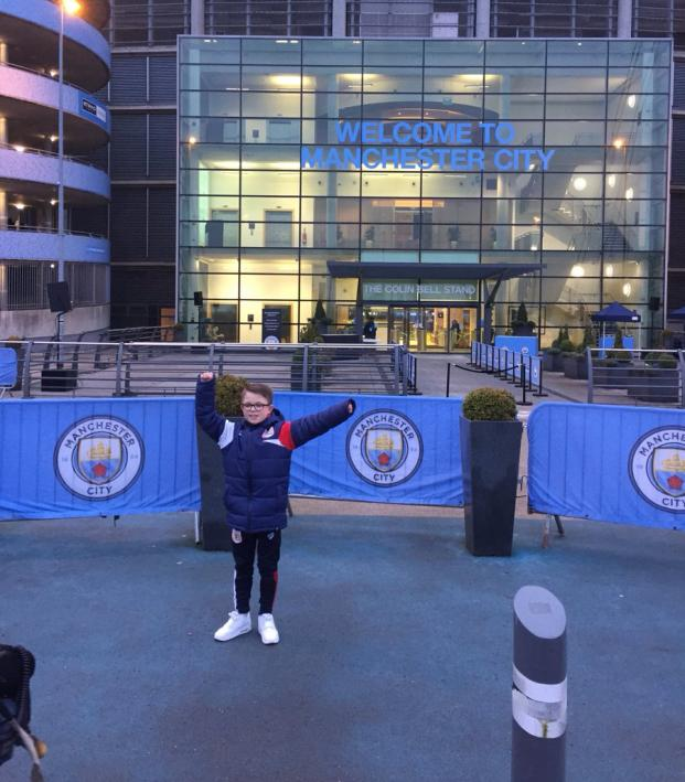 Manchester City hatred