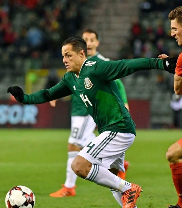 Mexico vs Iceland