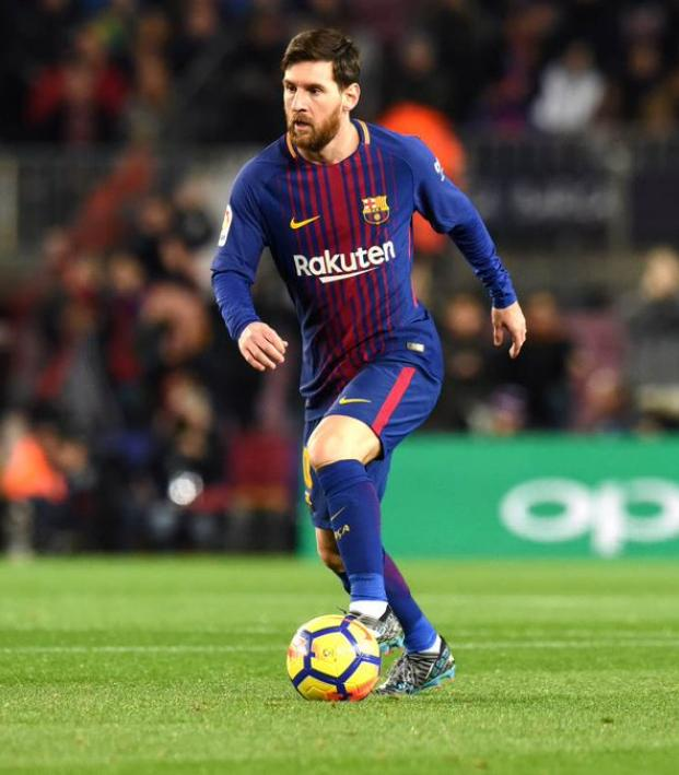 Messi Saves Barcelona Vs Alaves In Coutinho's First Start